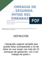 Diagnóstico DPP