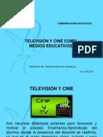 Tarea 8 Television y Cine Como Medios Educativos