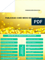 Tarea 9 Publicidad Como Medio Educativo