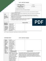 actfl template