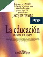Infome de La Unesco (Jacques Delors)