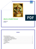 eBook on Swathi Thirunal