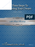 The 3 Steps to Discovering Your Dreams