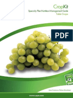 SQM-Crop Kit Grape manual
