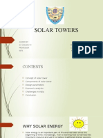 Solar Towers