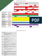 Annual HS Planner