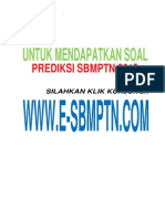 Soal Sbmptn Tkd Saintek Kode 503 (1)