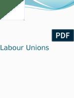 Labour Unions