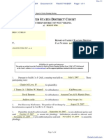 Curran v. Amazon.Com, Inc., et al - Document No. 31