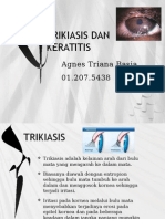 Trikiasis Dan Keratitis