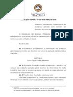 Resolução nº 03_2015 CEPE - Estabelece procedimentos das avaliações aplicadas aos discentes dos cursos de graduação2.pdf
