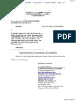 Tilton et al v. Francis et al - Document No. 23