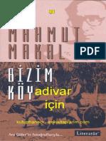 Mahmut Makal - Bizim Köy