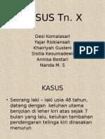 Kasus Tn.X_KNF