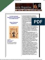 La obra nacional Dopolavoro (post-trabajo) en la Italia fascista - Opera Nazionale Dopolavoro - Librería Argentina - Venta de Libros Online.pdf