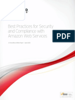 Wp Best Practices Security and Compliance With Amazon Web Services