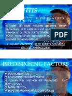 Hepatitis Avatar Version