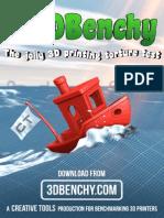 3DBenchy Broschure