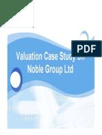 Noble Group 15th Nov 2013