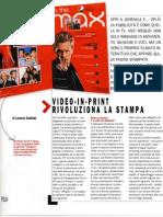 Video in Print