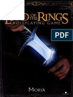 The Lord of the Rings RPG - Boxed Set - Moria