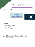 GP Planification
