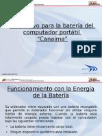 Bateria Canaima Educativo v.2