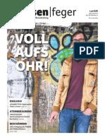Voll Aufs Ohr - Ausgabe 12-2015 des strassenfeger