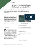 Práctica 1 - Empleo de La Unidad PCM