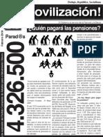 Boletín Movilización - Febrero 2010