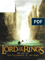 The Art of Lord of the Rings the Fellowship of the Ring