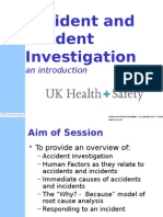 Introductiontoaccidentinvestigation Uk Hs10 120422045814 Phpapp01