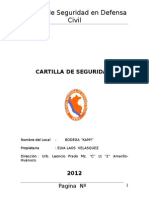 Cartilla de Seguridad 1