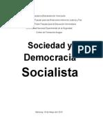 Sociedad y Democracia Socialista (Solo Lectura)