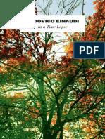 Ludovico Einaudi in a Time Lapse