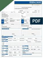 KYC Updation Form