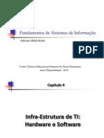 Cap4 Fundamentos de sistemas de informação