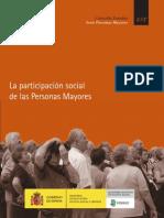 CIAPAT-La Participacion Social de Las Personas Mayores