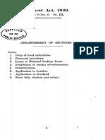 original Cancer Act of 1939