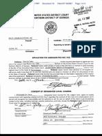 Selex Communications, Inc. v. Jajah, Inc. - Document No. 19