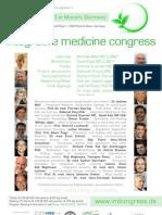 Integrative Medizin Kongress