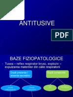 Antitusive