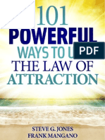 101 Powerful Ways to Use the Law of Attracation