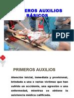Primeros Auxilios Santiago Coba
