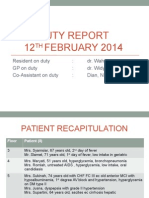 Ward Duty Report 12-2-14 (English)