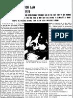 Black Panther Newspaper