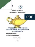 Pae Pielonefritis