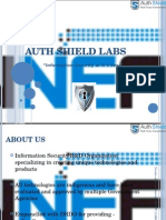 Save Your Information by Auth Shield Two Factor Authentication