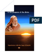 In the Presence of Divine - Vol 2 - Chapter 2 - Samavedi Chandramouli