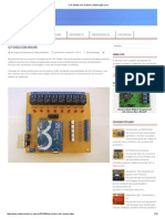 CLP Shield Com Arduino